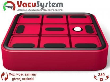 nakładka przyssawki CNC SCM Accord Morbidelli Author - Flex FlexMatic 145x145 mm