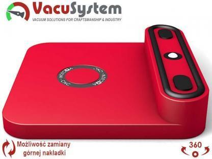 nakładka przyssawki CNC SCM Accord Morbidelli Author - Flex FlexMatic 145x35 mm