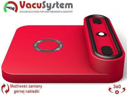 nakładka przyssawki CNC SCM Accord Morbidelli Author - Flex FlexMatic 145x40 mm