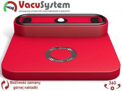 nakładka przyssawki CNC SCM Accord Morbidelli Author - Flex FlexMatic 145x50 mm