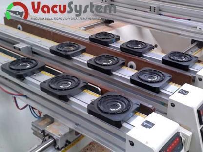 Stopa przyssawek SCM Record Tech Z TV 120x120