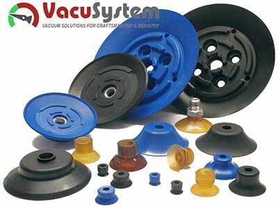 przyssawki podciśnieniowe płaskie okrągłe prózniowe techniczne vacusystem