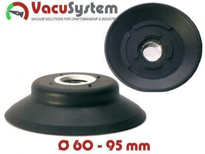 przyssawki płaskie okrągłe 60-95 mm vpg coval schmalz