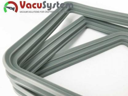 Rubber gasket sealing ring SCM Morbidelli 145x145 0391320413C