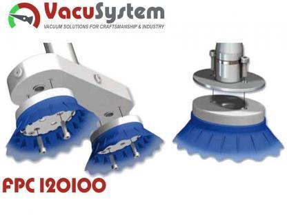 Przyssawki do systemów Flow Pack FPC 100x120 mocowania