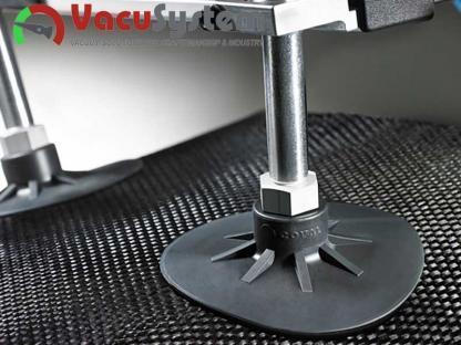 Super płaskie przyssawki VPSC 80 do kompozytów i wrażliwych powierzchni wymiary