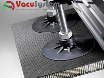 przyssawki VPSC 80 super płaskie do kompozytów i wrażliwych powierzchni wymiary