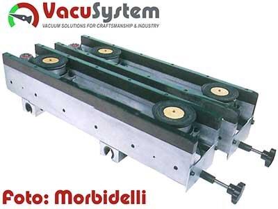 suport konsola belka 2-listwowa Morbidelli