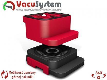 Przyssawka CNC VC-K2 120x120x100