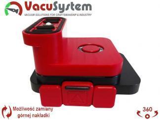 przyssawka CNC VCNC K1 120x50 85 mm Felder Format-4 Holz-Her