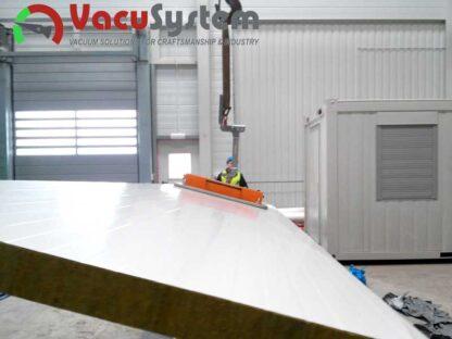 Chwytak próżniowy przyssawka do płyt warstwowych Panel Compact