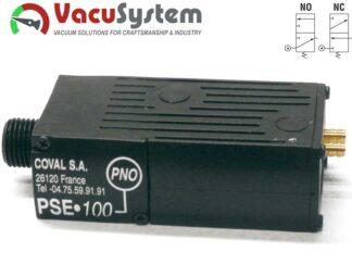 Czujnik podciśnienia wakuostat pneumatyczny PSE 100P