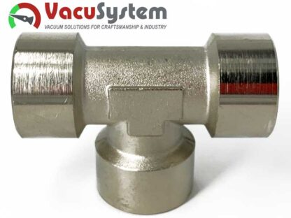 Trójnik rozdzielacz podciśnieniowy gwint gazowy wewnętrzny